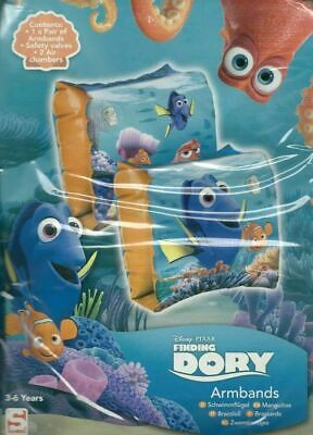 Brassards Gonflables Finding Dory Arm Bands 3 Years+ • 4.99£