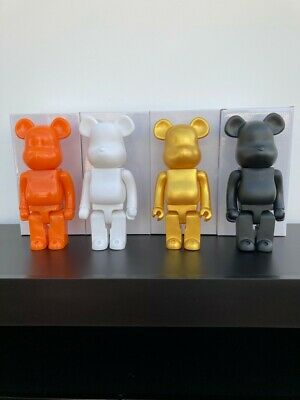 Bearbrick Action Figure Ornament Toy Collection Home Decor 400% 28CM NEW • 15.99£