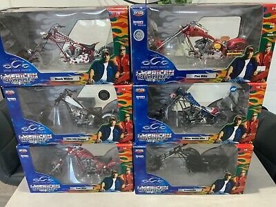 Discovery Channel OCC American Chopper Diecast Motorcyles, 1:10 Scale • 62£