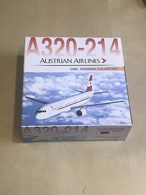A320 214 Austrian Airlines 1400 • 31.16£