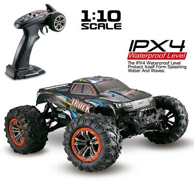 1/10 Scale High Speed 46km/h 2.4Ghz 4WD Radio Controlled Off-road RC Car • 89.99£