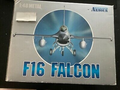 Franklin Mint Armour Collection 98092 1:48  F16 Falcon USAF US Airforce  • 79.98£