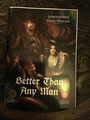 Lamentations Of The Flame Princess Better Than Any Man • 30£
