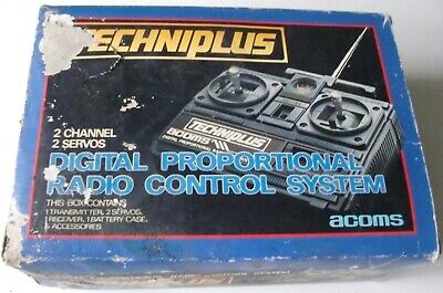 Acoms Techniplus AP-227 Mk 111 Digital Proportional Radio Control System  • 18.05£
