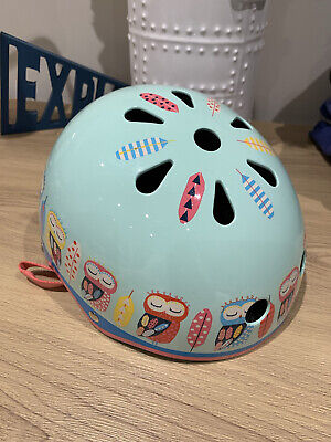 Micro Scooter Owl Helmet - Size S Small 48-54cm Adjustable   • 3.99£
