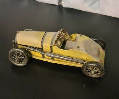 Tin Toy Antique Tinplate Car Old Vintage Collectable Collectors Rare • 85£
