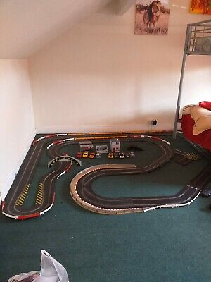 Scalextric Sport Track Job Lot • 30£