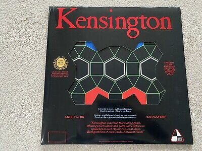 Vintage Kensington Board Game 1979 Complete With Counters • 2£