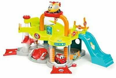 Smoby 120402 Toy Garages For Boys & Girls | Cool Features Include Helipad, Lift, • 41.99£