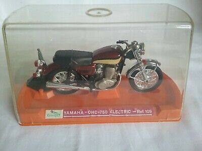 GUILOY YAMAHA OHC 750 ELECTRIC MOTORCYCLE REF No 109  • 7£