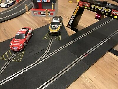 Scalextric LE Mans Start Track, Nice Condition SERVICED & TESTED Very Cool ! • 17.95£