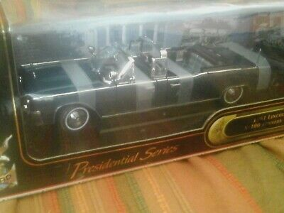 Voiture 1/24 Lincoln X100 Kennedy Car Presidential Serie • 69.12£