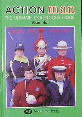 Vintage Action Man Book Ultimate Collectors Guide Volume 2 1970-1977 • 24.99£