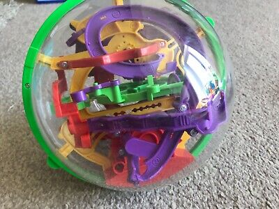 Puzzle Ball Addictable Maze Ball Toy • 6.50£