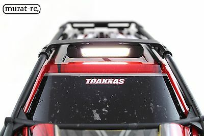 LED Roof Light Bar For Traxxas SUMMIT 1/10 Waterproof By Murat-rc • 15.92£