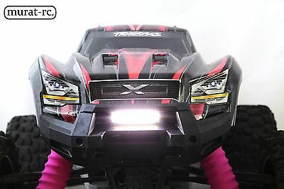 LED Light Bar Front For Traxxas X-MAXX Waterproof By Murat-rc • 19.64£