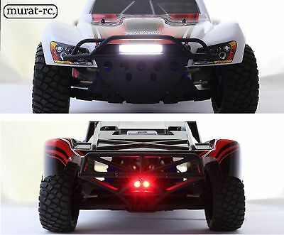 LED Lights Front And Rear Traxxas SLASH 4x4 2wd Waterproof By Murat-rc • 23.90£