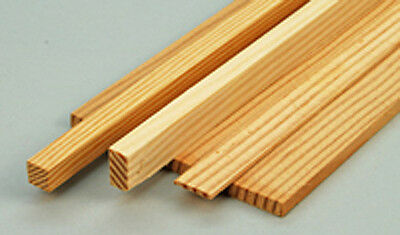 Spruce Strip Wood 900mm Long Select Dimensions Top Grade Spruce Wood Bargain! • 7.45£