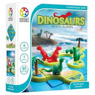 Smart Games Dinosaurs Mystic Islands Puzzle Game • 21.34£