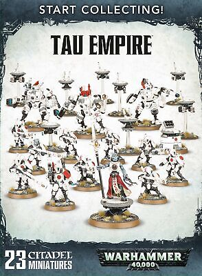Start Collecting Tau Empire • 56£