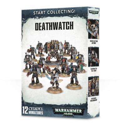 Start Collecting! Deathwatch • 56£