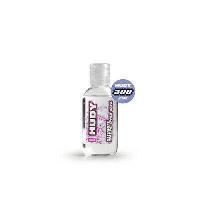 HUDY Ultimate Silicone Oil 300 Cst - 50ML - Hd106330 • 10.25£
