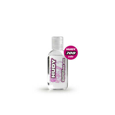 HUDY Ultimate Silicone Oil 700 Cst - 50ML - Hd106370 • 10.54£