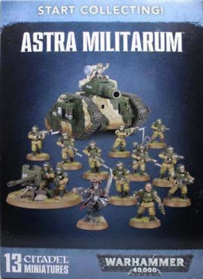 Start Collecting! Astra Militarum • 49.50£