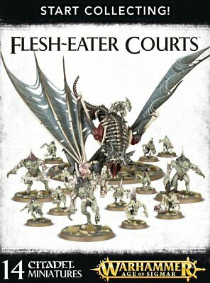Start Collecting Flesh-Eater Courts • 49.50£