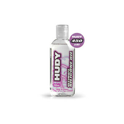 HUDY Ultimate Silicone Oil 450 Cst - 100Ml - Hd106346 • 12.40£