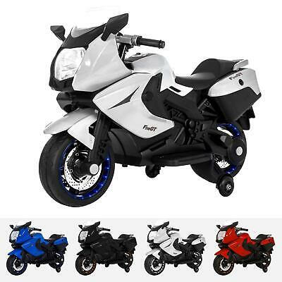 Kids BMW Style 12V Electric Motor Battery Operated Ride On Motorbike With MP3 • 119£