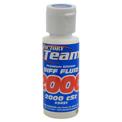 Silicone Diff Fluid 2000cst • 7.43£