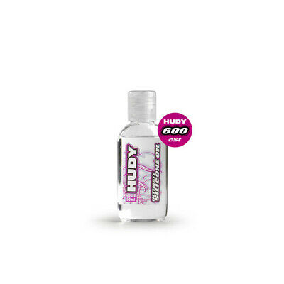 HUDY Ultimate Silicone Oil 600 Cst - 50ML - Hd106360 • 10.25£