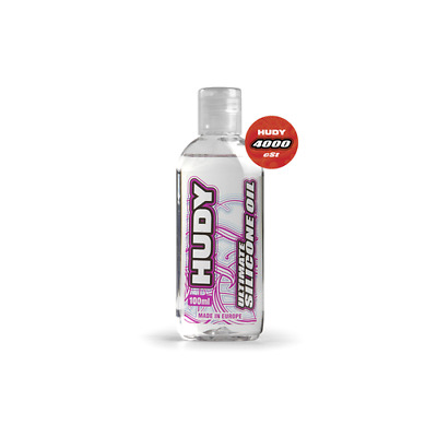HUDY Ultimate Silicone Oil 4000 Cst - 100Ml - Hd106441 • 13.36£