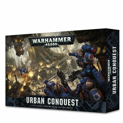 Games Workshop - Warhammer 40,000: Urban Conquest - 60010199022 - 40-08-60 • 63£