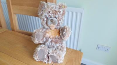 Za255:  Steiff Vintage Zotty 12  Plush Teddy Bear • 24£