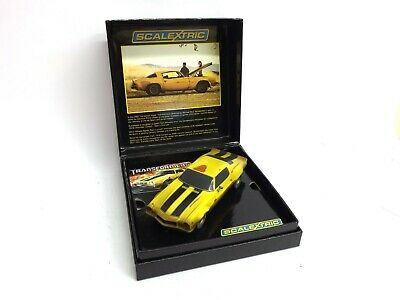 Scalextric C3272A Transrformers Bumblebee Chevrolet Camaro Ltd Ed (Boxed) • 74.95£