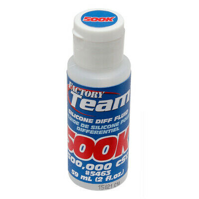 Silicone Diff Fluid 500,000cSt • 11.06£