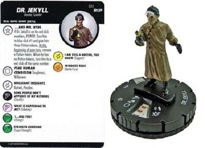 Heroclix - UNDEAD - DR JEKYLL #011 • 3.50£