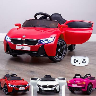 RiiRoo Bmw I8 Style 12v Kids Ride On Car Electric Battery Powered Childrens Cars • 139£