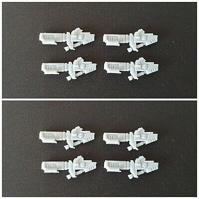 8 Tau Commander Crisis Suit Cyclic Ion Blaster 40k CIB Best Quality On Ebay  • 6£