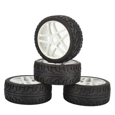 1/8 17mm RC ON Road Buggy Off Road Wheel And Tyre For Buggy KYOSHO HPI LOSI HSP • 20.99£
