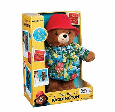 Rainbow Designs PA1419 Studiocanal Paddington Bear Dancing • 29.99£