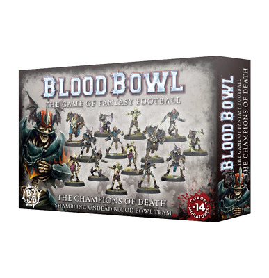 Blood Bowl - Champions Of Death • 23.40£