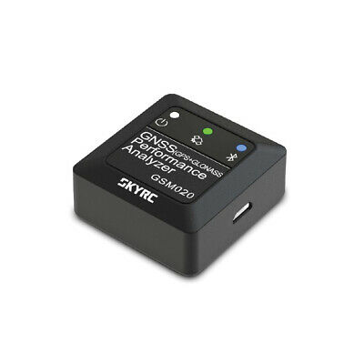 SkyRC GNSS Performance Analyzer For RC Cars G-Force Speed Height SK-500023 Bash • 79.99£
