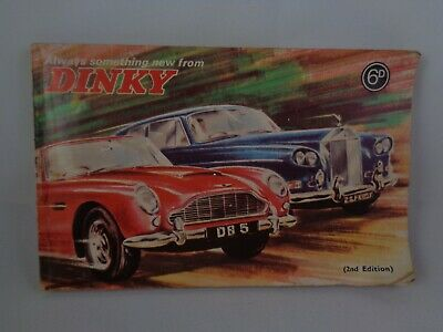 Dinky Toys 2nd Edition Catalogue , Original Vintage Item • 14.99£