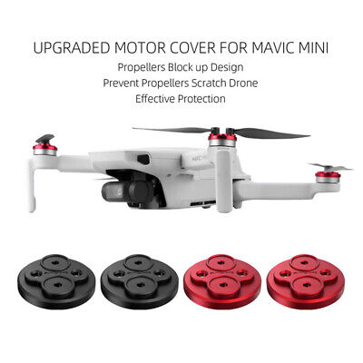 For DJI Mavic Mini Drone Accessories Propeller Scratchproof Upgraded Motor Cover • 9.55£