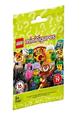 Lego Series 19 -  Minifigure Series - 71025 - Choose Your Figure - NEW • 3.99£