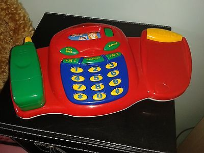 Electronic Toy Telephone Answering Machine From 1990's Rare  • 25.99£