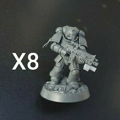 8 Auxiliary Grenade Launcher For Stalker Bolt Rifle Primaris Space Marine  • 5£